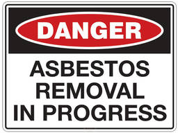 Know the NO's when it comes to Asbestos