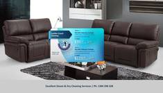 Sofa, Couch, Upholstery Steam & Dry Cleaning Deal (Leather) Box Hill Carpet Cleaning 4