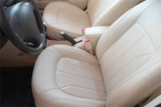 Car Seat Steam & Dry Cleaning Deal (Leather Seat) Box Hill Carpet Cleaning 1