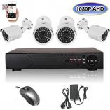CCTV Pack 1 - 4 camera CCTV package fully installed from $1,600.00 Melbourne CCTV Security Cameras _small