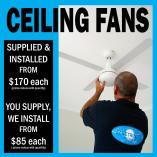 Best quality & economical Split System Air Conditioning Installs. Bribie Island Electricians 4 _small