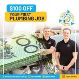 $100 OFF - Your First Plumbing Job Oakville Blocked Drain Clearing _small