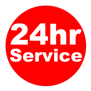 Please note that our 24 HOUR EMERGENCY SERVICE is also available over the holiday periods