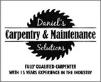Daniel's Carpentry & Maintenance Solutions