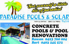 Paradise Pools And Solar Pty Ltd