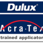 Trained Dulux Acrylic Acratex Texture Coat Accredited Applicators