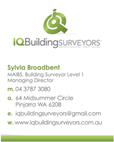 Iq Building Surveyors