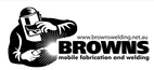 Browns Mobile Welding and Fabrication