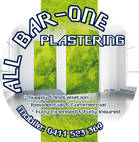 All Bar One Plastering Pty Ltd