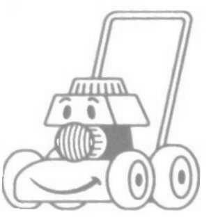 Sandy's Mowing Logo