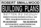 Robert Smallwood         Building Plans