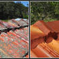 Roof Ridge Re-pointing