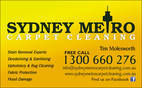Sydney Metro Carpet Cleaning