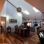 Rejuvenation - Renovation with Raked Ceilings, Exposed Brick and Timber Flooring