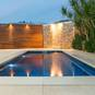 Award Winner SPASA 2015 - Residential Fibreglass Pools Under $40,000.00