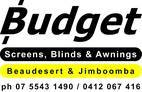 Budget Screens, Blinds And Awnings