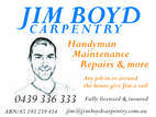 Jim Boyd Carpentry