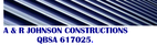 A & R Johnson Constructions