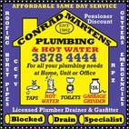 Conrad Martens Plumbing And Hot Water